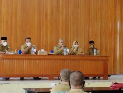Bolangitang Timur Zona Merah, Warga Dilarang Gelar Hajatan