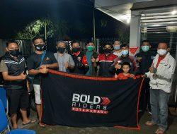 Bold Riders Kotamobagu Sumbang 2 Ekor Sapi dan 4 Kambing di Hari Kurban