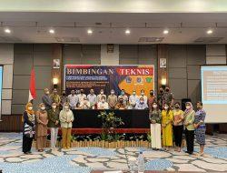 Pimpinan dan Anggota DPRD Bolmong Ikuti Bimtek Peningkatan Kapasitas