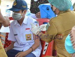 Capaian Vaksinasi di Bawah 30 Persen, PPKM di Bolmong Kembali Level 3