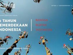 Tersedia 40 Ribu Kuota Upacara Virtual HUT ke-76 RI Bersama Jokowi, Begini Cara Daftarnya
