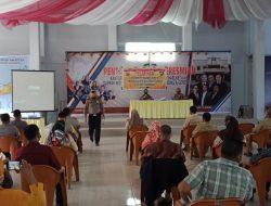 Deteksi Penularan Dini, Lurah Sangadi di Kotamobagu Dilatih Tracer Covid-19