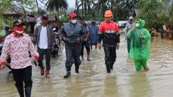 Bolsel Dilanda Banjir, Ratusan Rumah Terdampak Parah