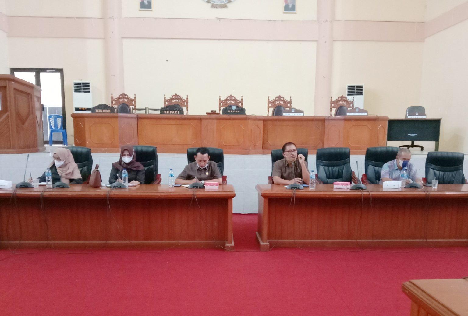 RDP DPRD Bolmong
