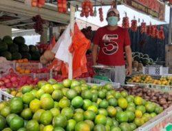 Pandemi, Omset Penjualan Buah di Kotamobagu Meningkat