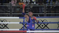Atlet Muathay Sulut Maju Ke Final Setelah Berhasil Tumbangkan Tuan Rumah